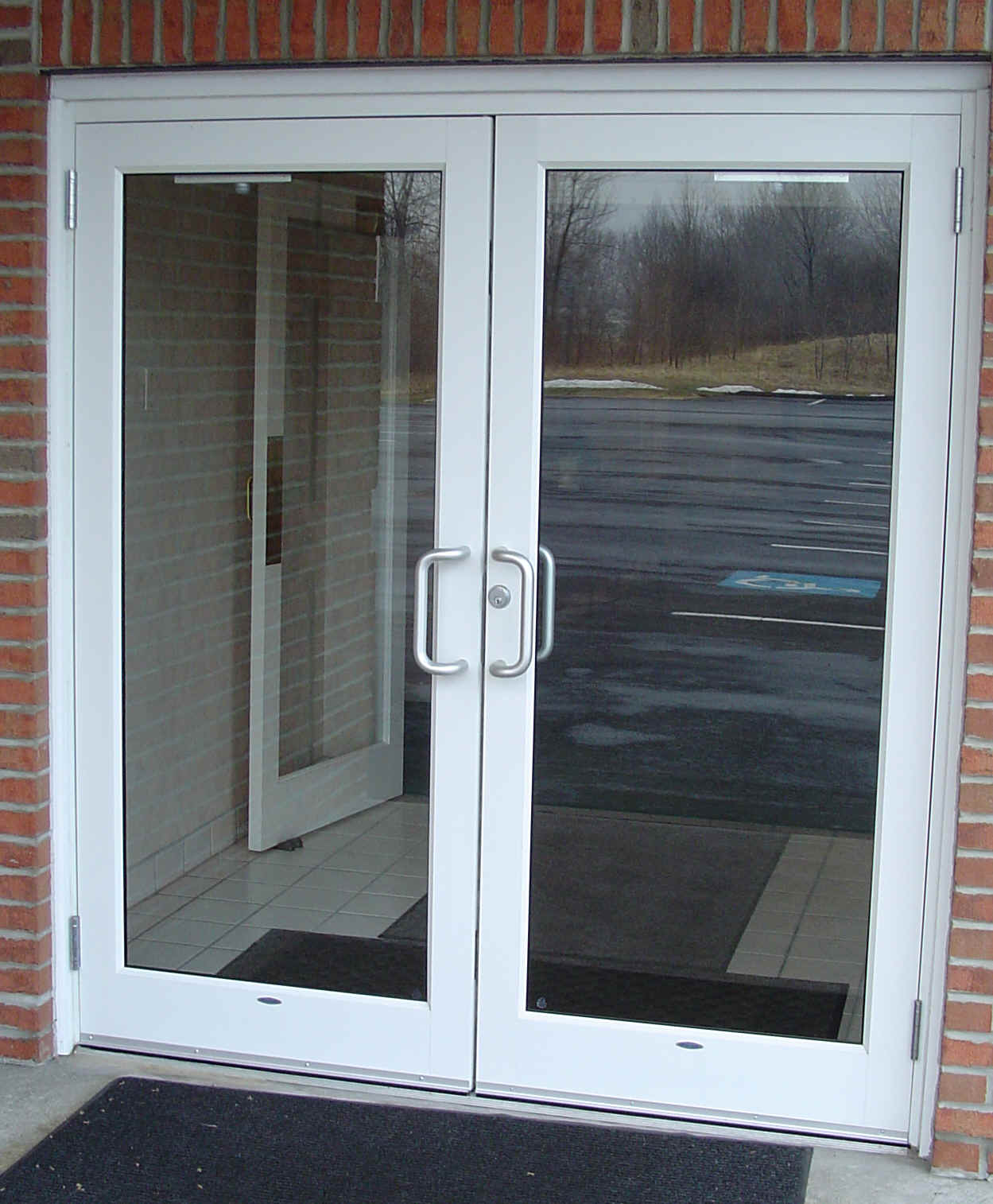 Exterior glass doors business - Residential And Commercial Doors
